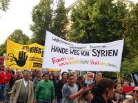 Hände weg von Syrien