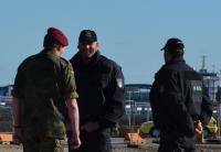 Polizei und Feldjäger 1
