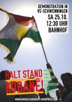 Halt stand Kobanê!