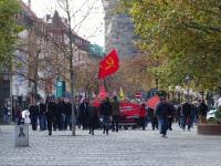 """Demonstration """"Fluchtursachen bekämpfen"""" 3"""