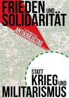 Antikriegstag 2012: Frieden und Solidarität statt Krieg und Militarismus