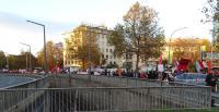 """Demonstration """"Fluchtursachen bekämpfen"""" 12"""