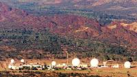 Pine Gap is part of the network.