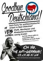 Flyer: Soliparty Bad Oldesloe