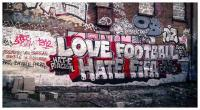 Love football, Hate FIFA, Hate racism