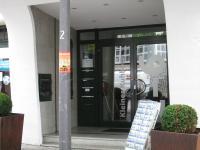 "Eingang ""Heilcentrum Pless"""
