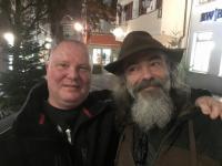 Bernhard Schleicher und Curd Schumacher