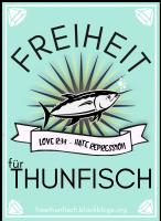 Freiheit für Thunfisch