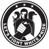 Let's fight white pride!