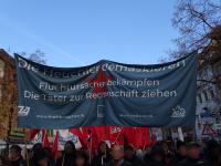 """Demonstration """"Fluchtursachen bekämpfen"""" 7"""