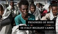 Prisoners of hope in Italy migrant camps (Jason Florio)https://www.youtube.com/watch?v=Xmg9gDgFG3M