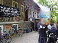 Zusammenfassung der Anti-Knast-Tage 2012 in Dresden