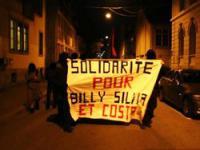 Solidarité pour Billy, Silvia et Costa