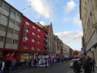 """Demonstration """"Fluchtursachen bekämpfen"""" 11"""