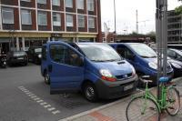 Bekanntes NPD Fahrzeug aus Bochum