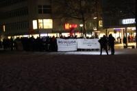NO!PEGIDA Demonstration in Ulm 4