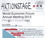 WEF widerstand