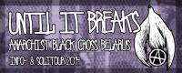 Until It Breaks-Tour