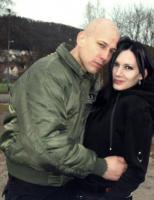 Manuela Kaiser mit ihrem Freund Tobias Hess