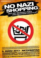 no nazi shopping