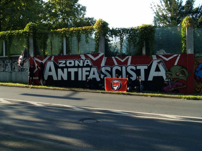 Bochum - zona antifascista