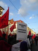 """Demonstration """"Fluchtursachen bekämpfen"""" 9"""