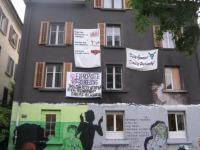 women*squat in athens got evicted