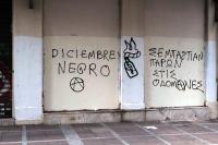 Schwarzer Dezember in Griechenland